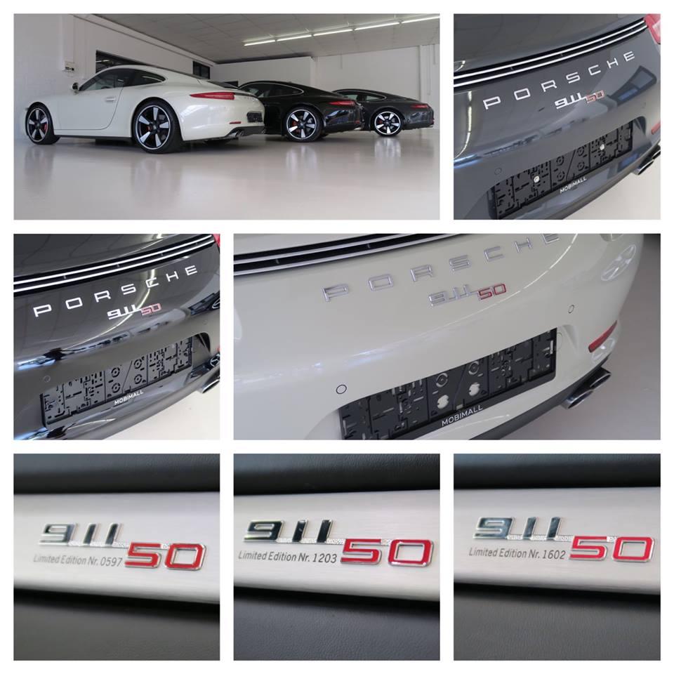 3 unieke premium cars in onze showroom: